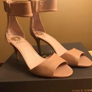 Beige Strappy Sandals